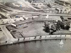 Luchtfoto ziekenhuis bij Oudshoornseweg (ID: 645)
