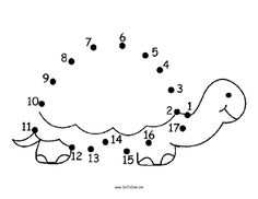 great beginning dot to dot - reptiles Lots of dot-to-dots :) numeracy tubs! great beginning dot to dot - reptiles Lots of dot-to-dots :) numeracy tubs! great beginning dot to dot - reptiles Lots of dot-to-dots :) numeracy tubs! Kindergarten Worksheets, Toddler Activities, Learning Activities, Preschool Activities, Kids Learning, Dot To Dot Puzzles, Dot To Dot Printables, Connect The Dots, Numeracy