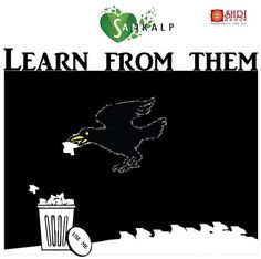 #SHRI Group If they can... we too can!!! Take a #Pledge today to keep your  #City  #Clean.....