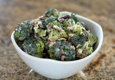 Everyone's Favorite Broccoli Salad With Bacon and Raisins