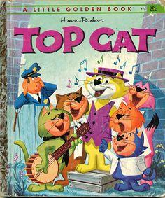 """Top Cat! - """"Manda Chuva"""""""