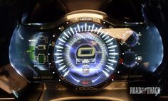 "#3. Transparent Instrument Panels -- Huge advancements have been made in automobile dashboard design over the years but somehow, today's instrument panels can still look a bit cluttered. With transparent instrument panels of the future, any number of panels can be ""stacked"" and made into 3D objects that will help the driver get the info he needs more easily. Carmakers like Ford and Kia have already produced concept cars that explore the possibilities of transparent instrument panels."