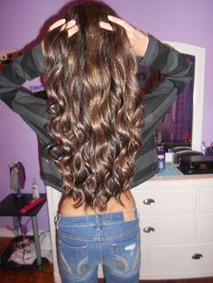 Hair, hair, hair.