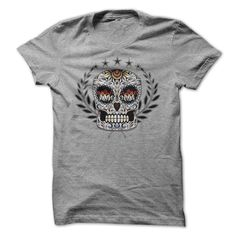 #Statestshirt... Awesome T-shirts  Worth :$19.ninety ninePurchase Now    Low cost Codes   View photographs & pictures of Sugar Skull Laurel Leaf With Stars T-shirt t-shirts & hoodies:When you do not completely love our design, you'll be able to SEARCH your favouri....