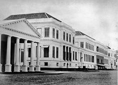 Daendels Palace (1809) Weltevreden/Jakarta, Indonesia