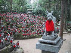 Many Oinarisan,a spirit of fox and rice@kitsune