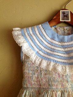 Vintage Floral Dress Size 3t $16