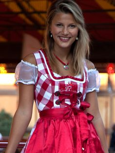 For some reason, I thought about Oktoberfest and how great women look in dirndls. So I'm pinning some dirndls.