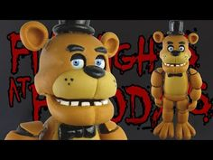 Five Nights at Freddy's 2 Mangle Plush Polymer Clay Tutorial - YouTube