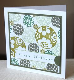 stampin up card ideas | Stampin' Up ideas and supplies from Vicky at Crafting Clare's Paper ...