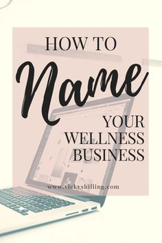 How to name your wellness business with Vicky Shilling from The Flourishing Pantry. What do you need to consider when naming your brand? Will you use your own name or something different to distinguish you? Will it convey everything you want? Here are my top considerations with giving a name to your new business #vickyshilling #theflourishingpantry #wellnessbusiness #wellpreneur Main Dishes, Healthy Living Tips, How To Start A Blog, Your Website, Mindset, Pantry, Entrepreneur, Healthy Recipes, Blogging