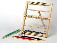 Weaving loom, frame loom, children's loom, lap loom