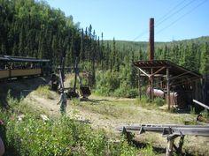 El Dorado Gold Mine in Fairbanks, AK