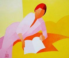 Original acrylic on canvas painting by Stephane Bulan - Paris Art Web