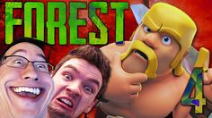 MARKIPLIER'S MISTAKE   The Forest COOP w/ JackSepticEye - Part 4