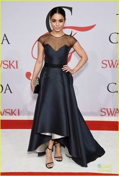 Vanessa Hudgens at CFDA Fashion Awards 2015