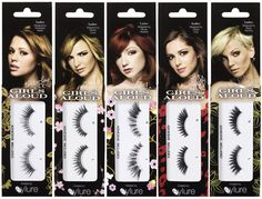 The iconic girl band of the noughties, Girls Aloud teaming up with Eyelure. #GetTheLook #WhosYourFave?