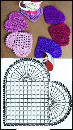 Filet Crochet, Crochet Diagram, Crochet Motif, Crochet Doilies, Crochet Edgings, Crochet Shawl, Diy Embroidery Flowers, Crochet Flower Patterns, Crochet Flowers