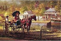 John Spilsbury, a London engraver and mapmaker, invented the jigsaw puzzle in it wasn't intended as a game. Erie Canal, Free Online Jigsaw Puzzles, Puzzle Games, Inventions, Cute Dogs, Places To Visit, Horses, Medium, Animals