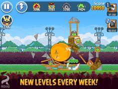 Coduri pentru Angry Birds Friends
