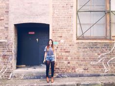 Surry hills urban location (with stand in Kate )