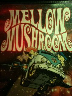 Mellow Mushroom -If you ever go to downtown Denver, Colorado you have to try this pizza place...it's yummy