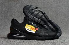 save off 9ad77 5f74a Hot Selling Nike Air Max 270 Kpu Triple Black AH8050 111 Sneakers Men s  Sportswear Running Todo