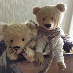 Plush, Teddy Bear, The Unit, Artist, Crafts, Animals, Manualidades, Animales, Animaux