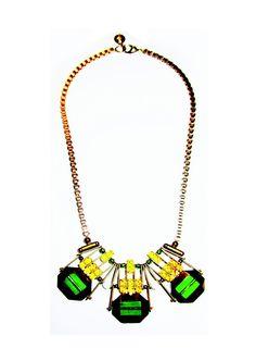 SCHO - Envy complex necklace