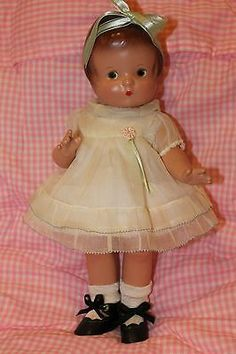 1930's Effanbee Composition Patsy Doll