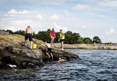 Fem anledningar till varför du ska testa swimrun