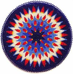 Free Native American Beading Pattern