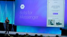 Brands and their Facebook bots can now start conversations through ads