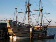 Mayflower, Plymouth, MA