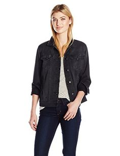 "The anita jacket is a washed black basic denim cropped jacket   	 		 			 				 					Famous Words of Inspiration...""What is good? Everything that heightens the feeling of power in man, the will to power, power itself.""					 				 				 					Friedrich Nietzsche 						— Click here for...  More details at https://jackets-lovers.bestselleroutlets.com/ladies-coats-jackets-vests/denim-jackets/product-review-for-joes-jeans-womens-anita-jacket/"