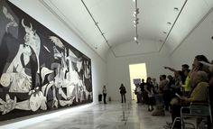 Guernica. Picasso.