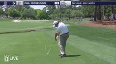 My favorite golfers' golf swing/Phil Mickelson, Adam Scott/Jon Rahm/Dust...