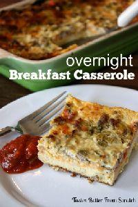 Overnight Sausage an…