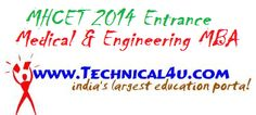 MHCET Application 2014 Exam Syllabus www.mhcet2014.co.in Question Papers