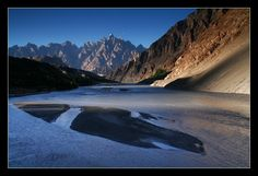 View from Lord of the Rings - Upper Hunza, Northern Areas