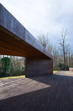 theo-coutanceau | RCR Arquitectos . Parque pedra tosca