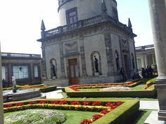 Museo Nacional de Historia (Castillo de Chapultepec), México D.F.