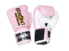 01ccef2e9 Gants Boxe Thai Muay Thai de Kanong   Rose Clair