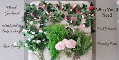 How To Make A Floral Chandelier - Step Inside My Handbag Flower Chandelier, Step Inside, Pink Peonies, Chandeliers, Canopy, Garland, Wedding Flowers, Wedding Decorations, Floral Wreath