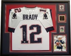 Tom Brady Framed Jersey Photo: This Photo was uploaded by allauthentic. Find other Tom Brady Framed Jersey pictures and photos or upload your own with P. Framed Jersey, Tom Brady, Football Jerseys, New England Patriots, Tampa Bay, Man Cave, Toms, Awesome, Amazing