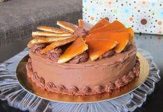 Eredeti Dobos-torta Hungarian Desserts, Hungarian Recipes, Hungarian Food, My Recipes, Cake Recipes, Vegetable Seasoning, Fresh Bread, Pork Roast, Chocolate Cake