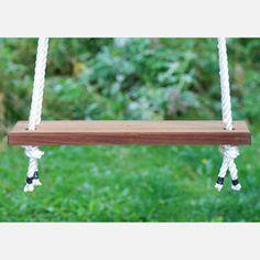 Cedar Tree Swing, $72, by Meriwether of Montana