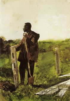 Painting by Andrew Wyeth Illustrations, Illustration Art, Andrew Wyeth Paintings, Jamie Wyeth, Great Artists, Male Artists, Soul Art, African Diaspora, African American Art