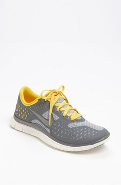 Nike 'Free 4.0 V2 Livestrong' Running Shoe (Women) available at #Nordstrom    LOVE that they're soulcycle colors <3