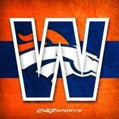 Haha, WestSide Denver Broncos ❤️❤️